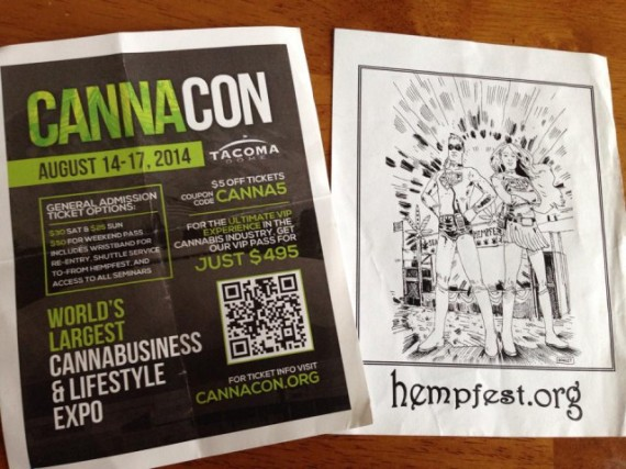 Hempfest 2014/cannaCon